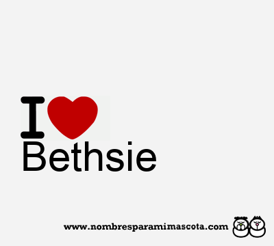 Bethsie