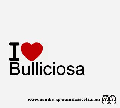 Bulliciosa