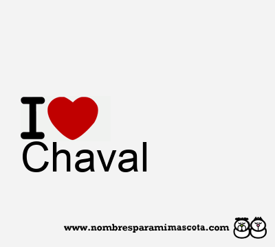 Chaval