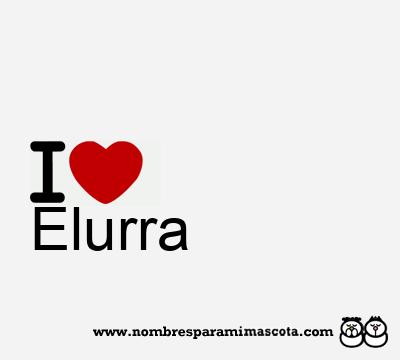 Elurra