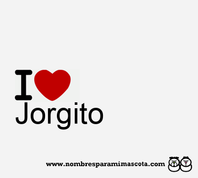 Jorgito
