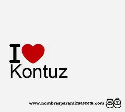 Kontuz