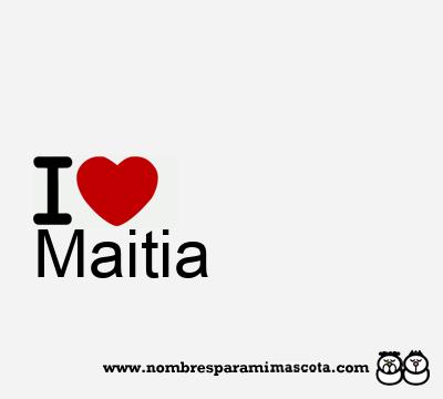 Maitia