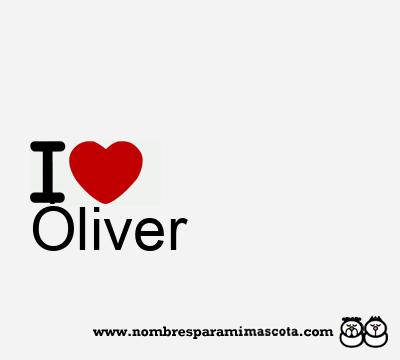 Óliver
