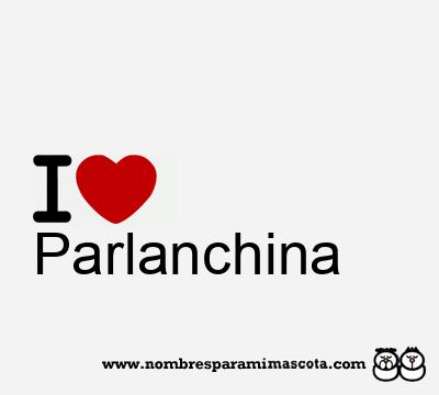 Parlanchina