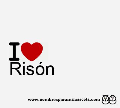 Risón