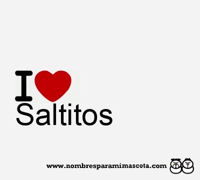 Saltitos