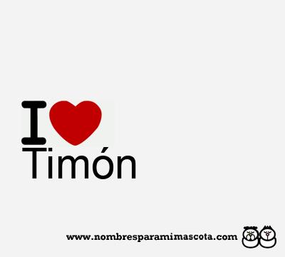 Timón