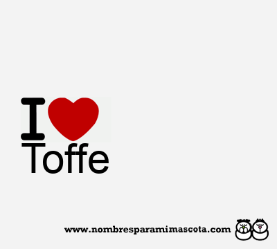 Toffe