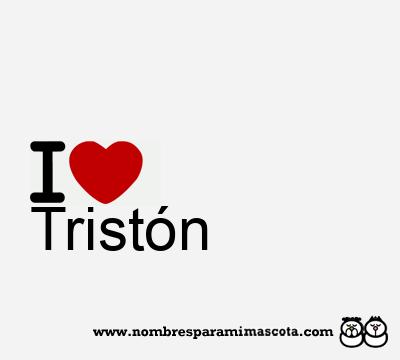 Tristón