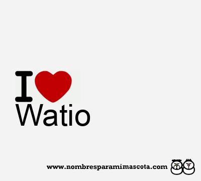 Watio