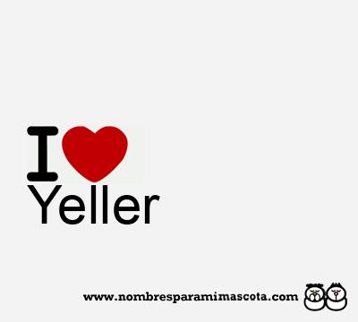 Yeller