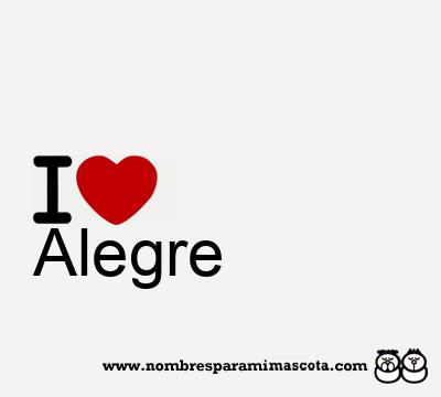 Alegre