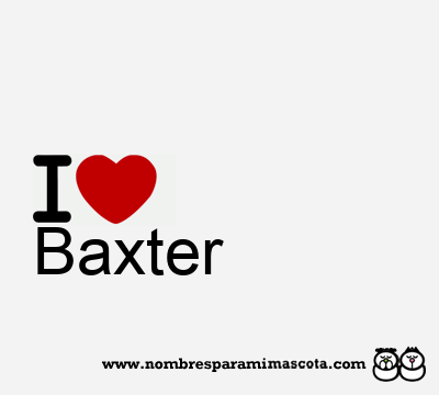 Baxter