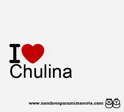 Chulina