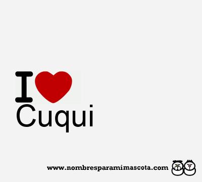 Cuqui