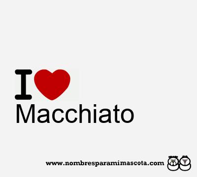 Macchiato