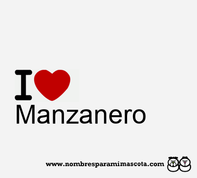 Manzanero