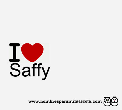 Saffy