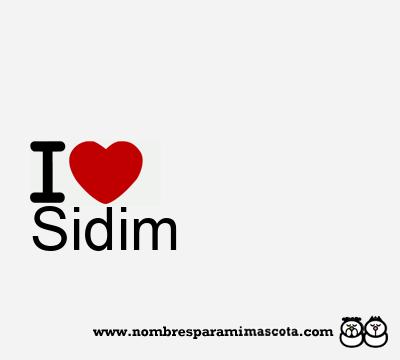 Sidim