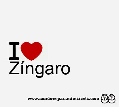 Zíngaro
